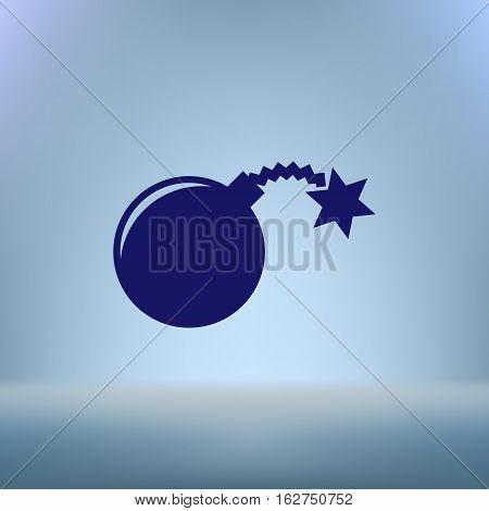 Tnt Bomb Vector Icon