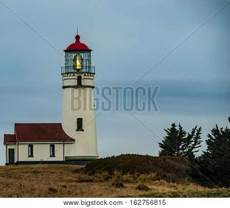 Cape Blanco Lighthouse Oregon