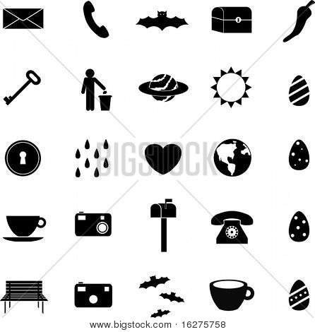 diverse symbol set 2