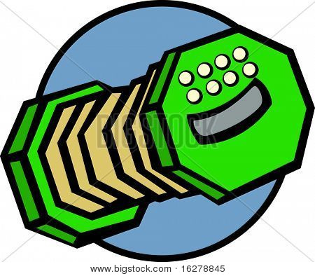 concertina musical instrument