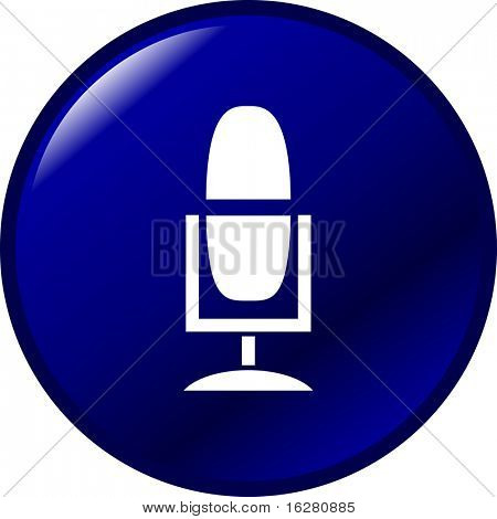 microphone button