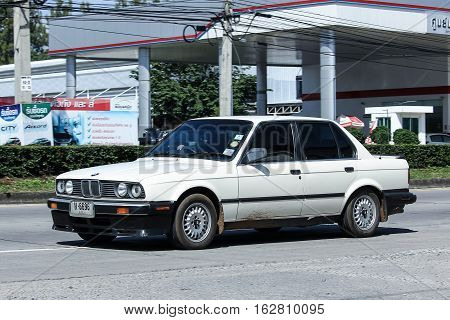 Private Car, Bmw 318I.