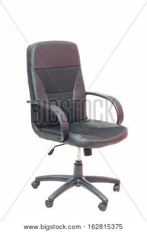 the chair isolated on a white background