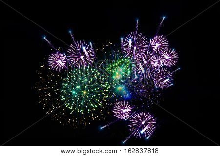 Amazing fireworks, fireworks 2017, fireworks background, fireworks event, Fireworks Festival, firework, fireworks isolated, fireworks night, beautiful, colorfu