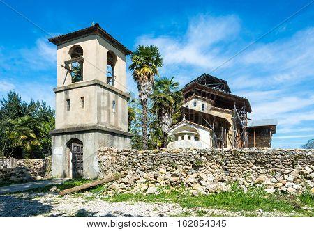 Lykhny Temple, Abkhazia.