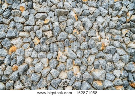 The Stone wall patten textures and background