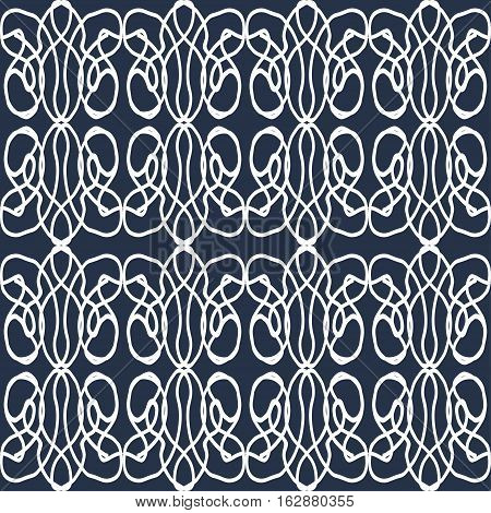 abstract monochrome vintage seamless pattern vector royalty free stock illustration