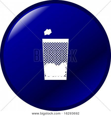 trash container button