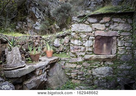 oven at the Miller's house in Penha Garcia, Idanha-a-Nova, district of Castelo Branco, Portugal