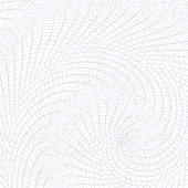 Guilloche background. Monochrome guilloche texture with waves. Original money pattern. For certificate voucher banknote money design currency note check ticket reward etc poster