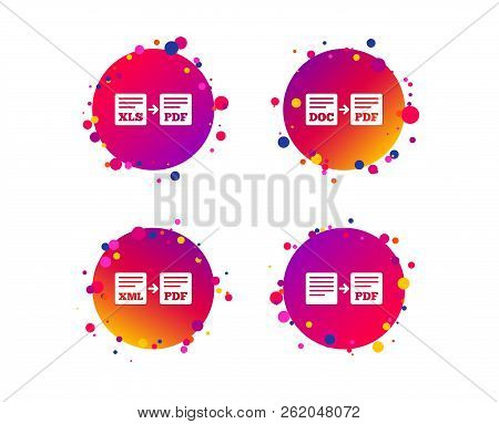 Export File Icons Vector Photo Free Trial Bigstock