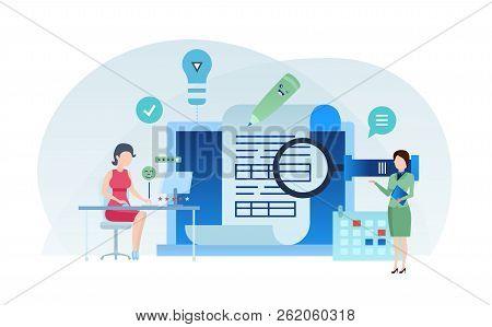 Task Management, Teamwork, Project Management, Work People Team, Planner Meeting.