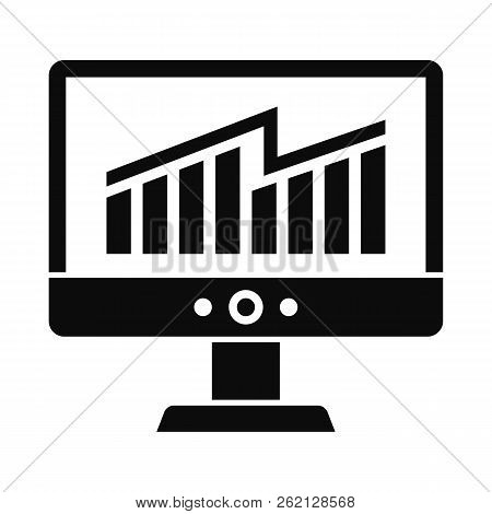 Solving Business Strategy Icon. Simple Illustration Of Solving Business Strategy Vector Icon For Web