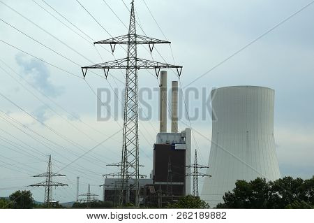 Thermal Power Station / A Thermal Power Station Is A Power Station In Which Heat Energy Is Converted