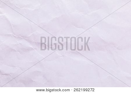 Pink Paper Texture Or Paper Background. Seamless Paper For Design. Close-up Paper Texture For Backgr