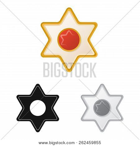Vector Illustration Of Biscuit And Bake Icon. Collection Of Biscuit And Chocolate Stock Vector Illus