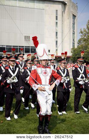 Ohio State University's band