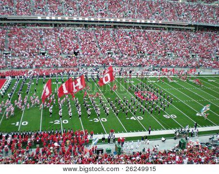 COLUMBUS, OHIO - SEPTEMBER 2: The Ohio State Buckeyes open their season September 2, 2010 in Columbus, OH.