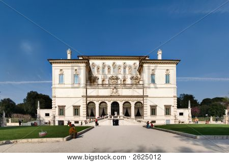 Villa Borghese, Roma, Italy