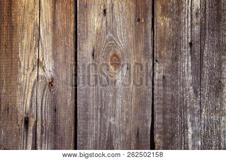 Brown Wood Texture. Grunge Wood Background Or Backdrop. Wood Texture Background. Old Wood Table Text