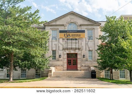Townsend Hall And College Of Education At The University Of Missouri