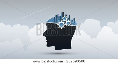 Smart City, Automated Digital Control, Deep Learning, Artificial Intelligence And Future Technology