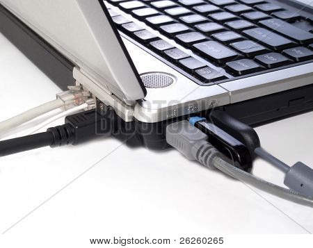 linking up laptop to network by all ways devices