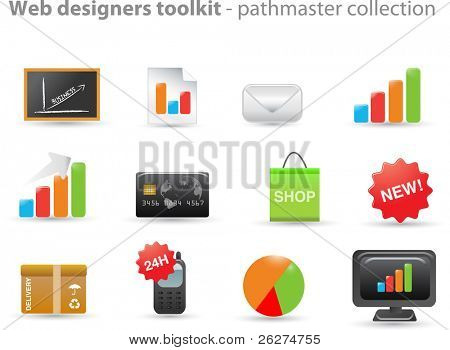 Web designers toolkit - pathmaster series