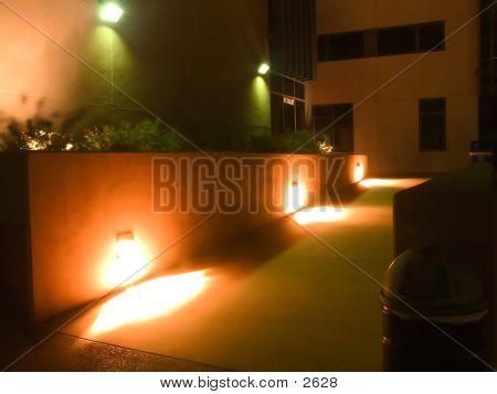 3 Lights Corridor