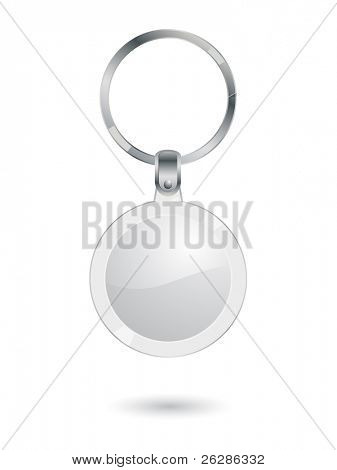 detailed vector trinket with place for you image or text