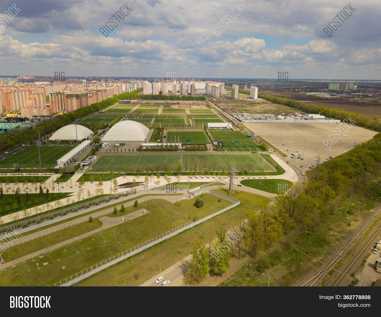 Krasnodar Russia Image Photo Free Trial Bigstock