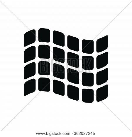 Black Solid Icon For Exhibitions Exhibit Museum Artistic Attractive