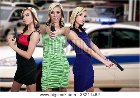 Female Detectives