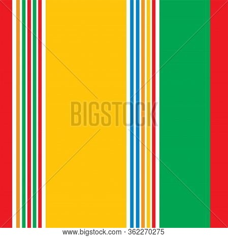 Vertical Stripes Seamless Pattern. Summer, Spring Seamless Stripes Texture Male, Female, Childrens M
