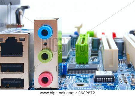 Motherboard Sockets