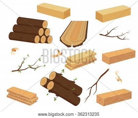 Tree Trunk, Logs, Trunks, Woodwork Planks, Stumps, Lumber Branch, Twigs.hardwoods Construction Mater