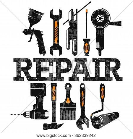 Repair And Service Maintenance With Tool Design