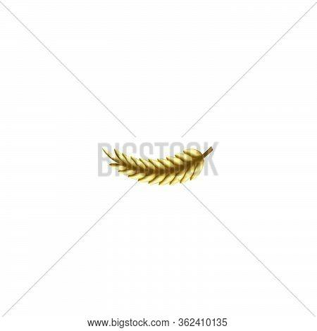 Wheat, Grain,agriculture Logo Ideas. Inspiration Logo Design. Template Vector Illustration. Isolated