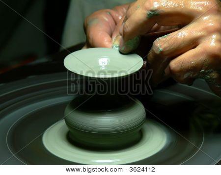 Making A Pot