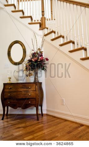 Foyer By Stairs