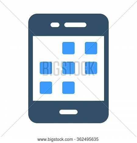 Tap Icon For Website Design And Desktop Envelopment, Development. Premium Pack.