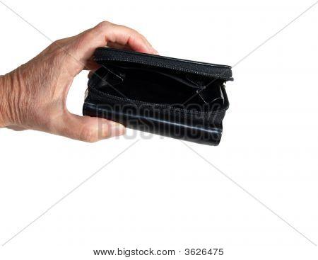 Empty Money Purse