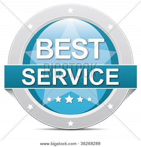 Best Service Button