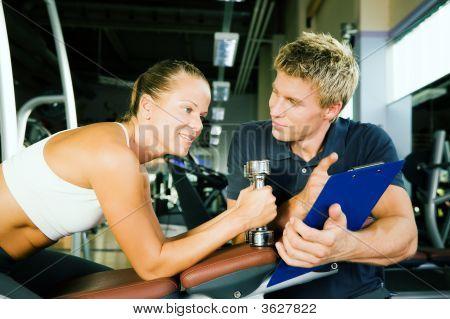 Bericht über training