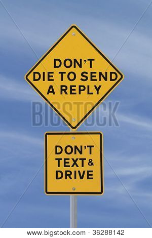 Dying To Send A Reply?