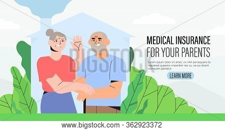 Senior Citizen Health Insurance Plan Or Medical Insurance Policy, Medical Coverage Offer For Parents