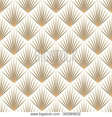 Art Deco Trellis Lines Seamless Pattern Vector Graphic Design. Geometric Art Deco Wallpaper Interior