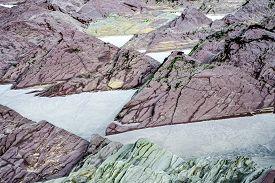 Colourful Rock Pattern. Colourful Rock Pattern. Colourful Rock Pattern.