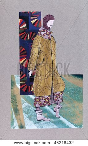 Long Baggy Coat