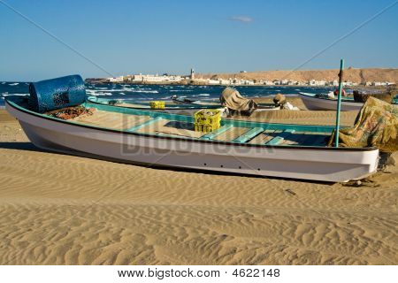 Fischerboote, Fishing Boats